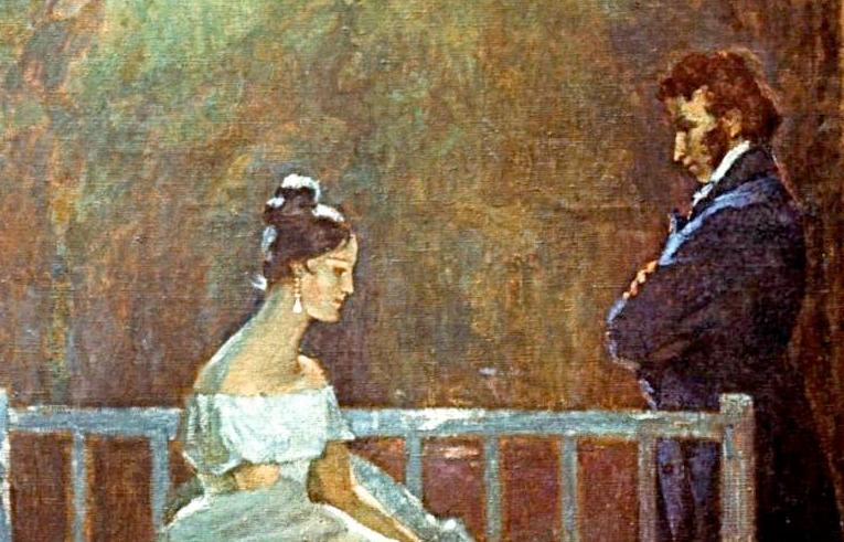 Муза Любви: 220 лет женщине, которую не мог забыть Пушкин - новости Афанасий