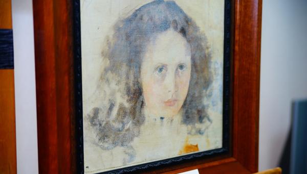 К 150-летнему юбилею Валентина Серова в Твери открылась выставка одной картины