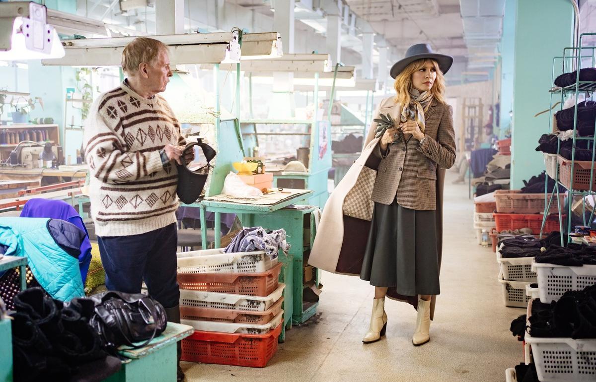 Сериал «Жена олигарха», снятый в Кимрах Тверской области, покажут на СТС