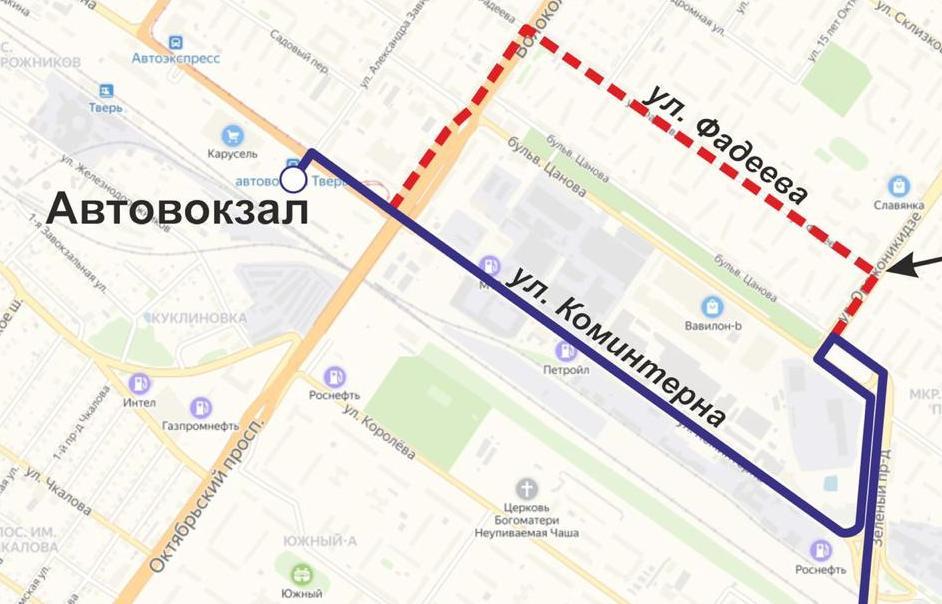 Какие автобусы пойдут по Крупскому мосту в Твери - новости Афанасий