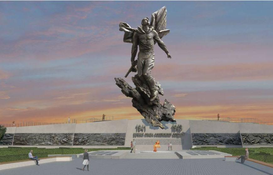 Как еще мог выглядеть Ржевский мемориал Советскому солдату - новости Афанасий