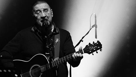 От новых хитов до рок-классики и народных песен: в Твери впервые прошел сольный концерт ДДТ / фоторепортаж