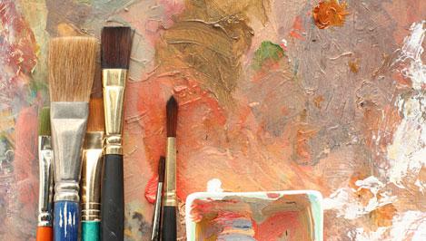График, живописец и фотограф покажут жителям Твери образ художника через его мастерскую