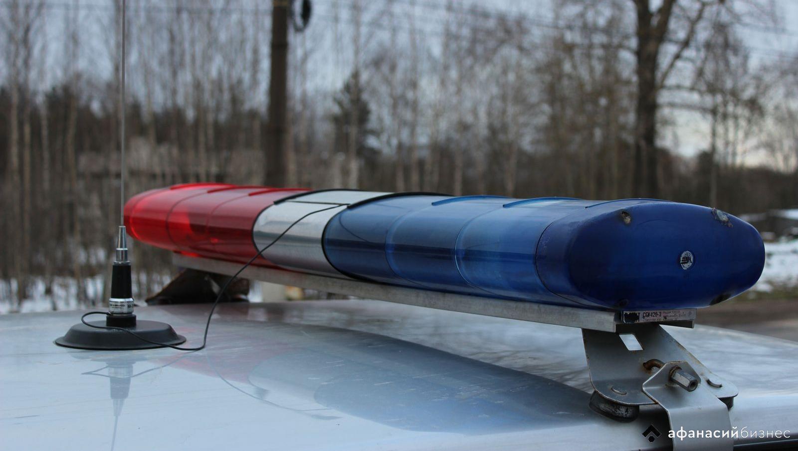 В Тверской области пьяный мотоциклист устроил ДТП с пострадавшими