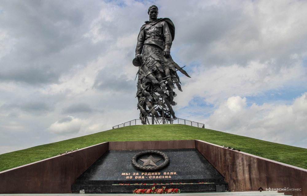 В Тверской области планируют дальнейшее развитие территории у Ржевского мемориала Советскому солдату   - новости Афанасий