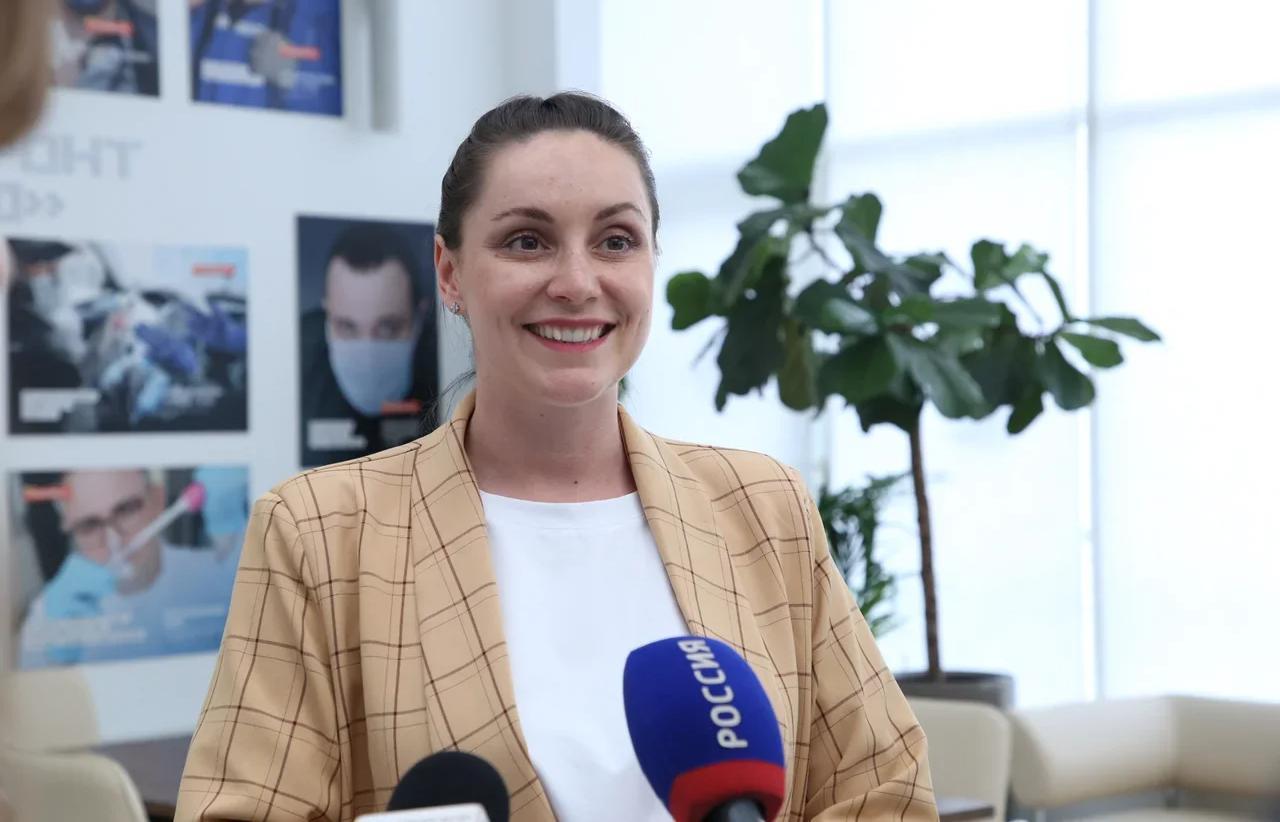 Юлия Саранова приняла участие в онлайн-встрече с Владимиром Путиным  - новости Афанасий