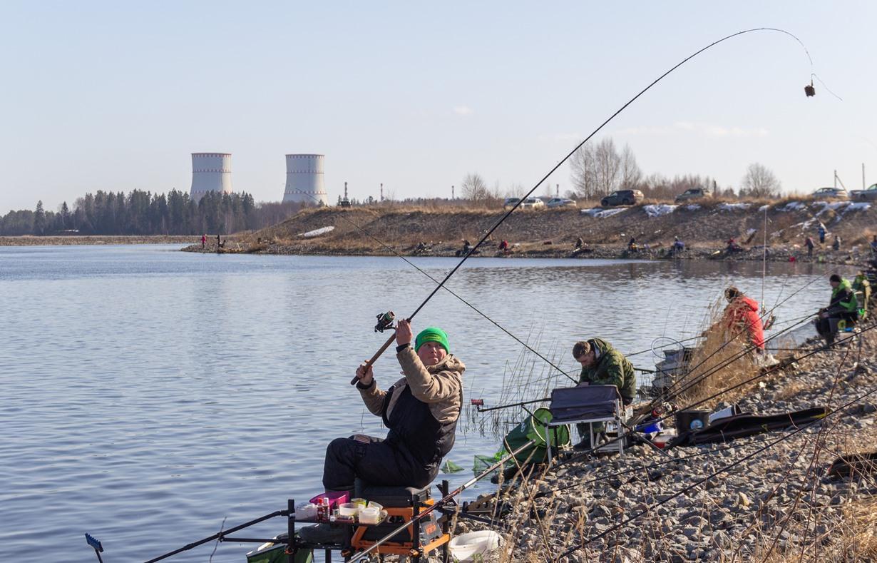 Заключительный этап Кубка «Crazy Fishing» прошел 27 марта в окрестностях Удомли - новости Афанасий
