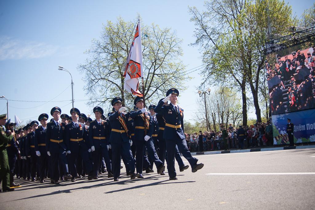 День Победы в Тверской области покажут на уличных экранах, в телеэфире и в интернете - новости Афанасий