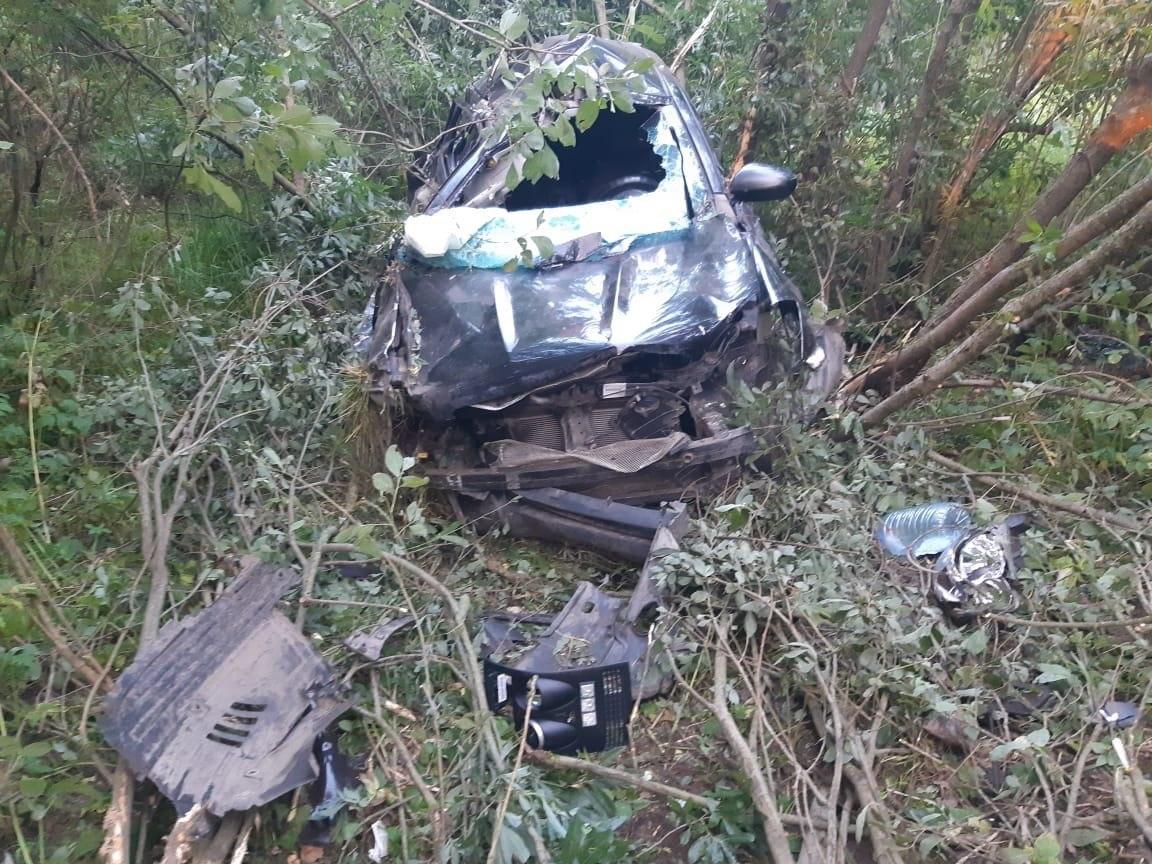 Пьяный водитель иномарки получил травмы в ДТП под Тверью - новости Афанасий