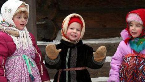 Юных тверитян с родителями приглашают на «Святки в деревне»