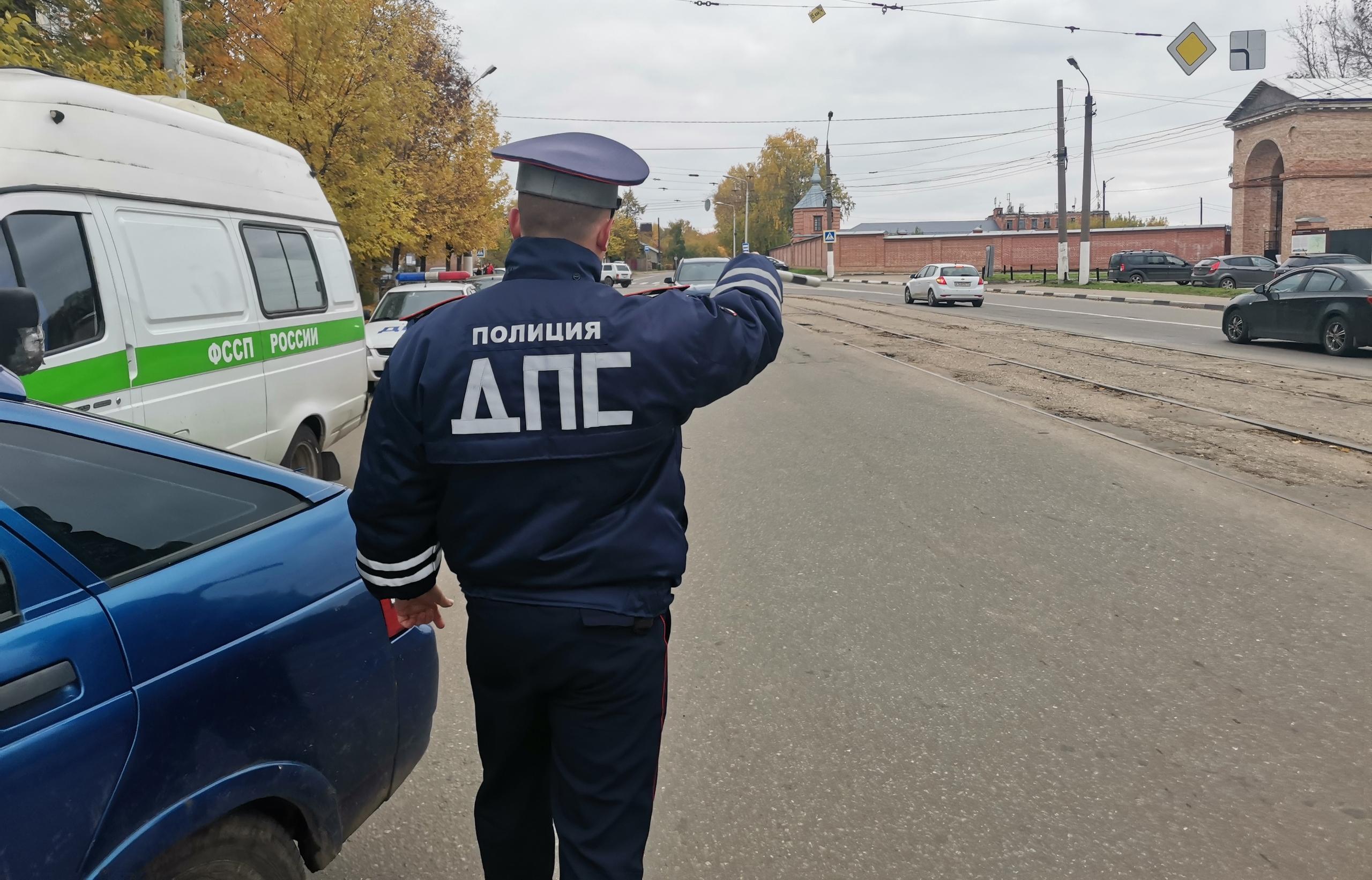 В Твери во время рейда на дороге арестовали машины должников - новости Афанасий