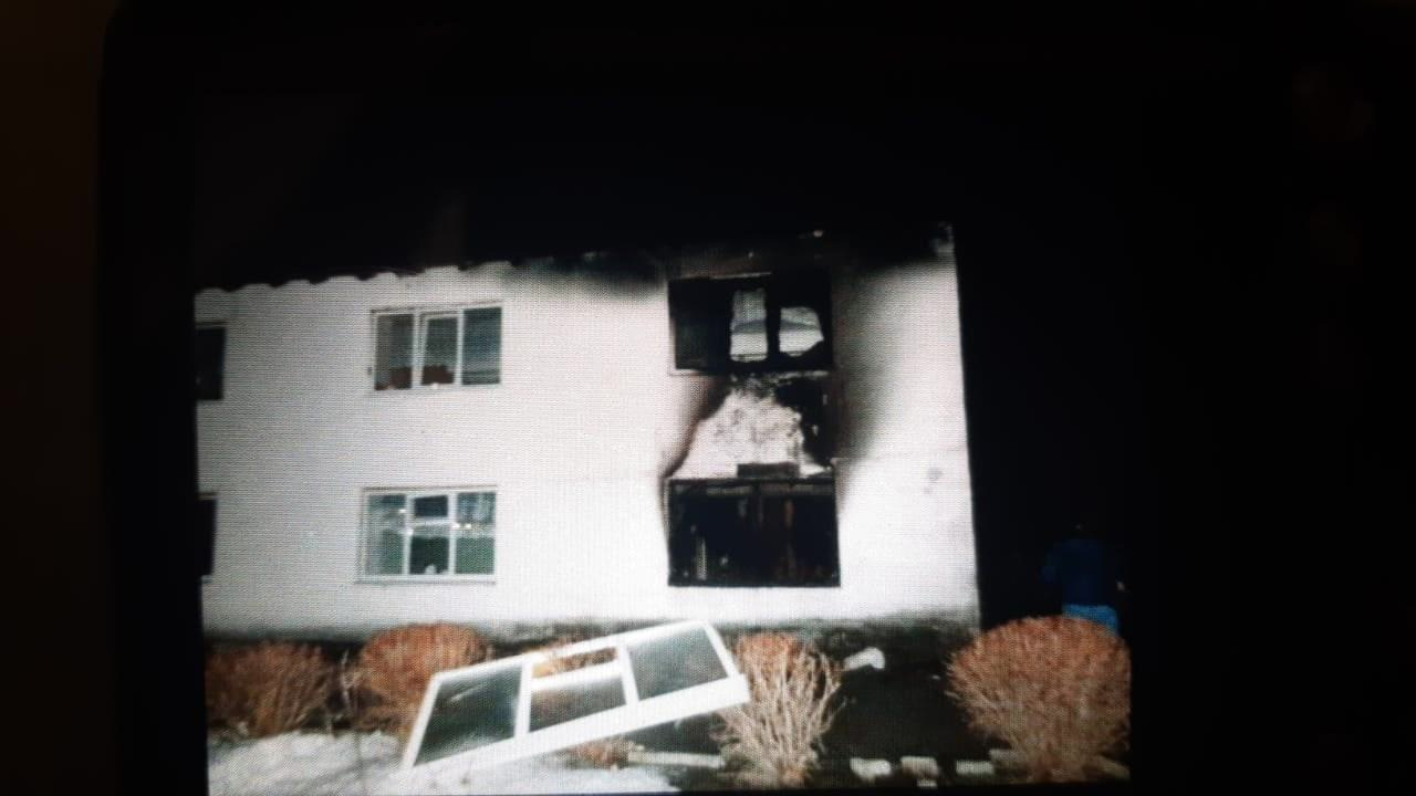 Прокуратура Тверской области проводит проверку после пожара в интернате, во время которого погибли люди - новости Афанасий