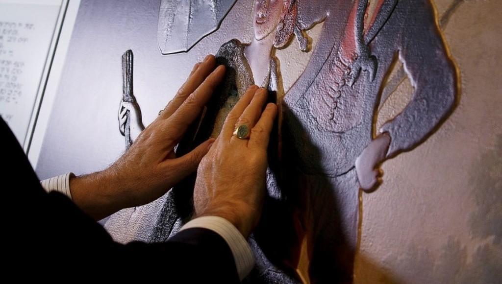 Ощутить искусство на кончиках пальцев предлагают жителям Твери