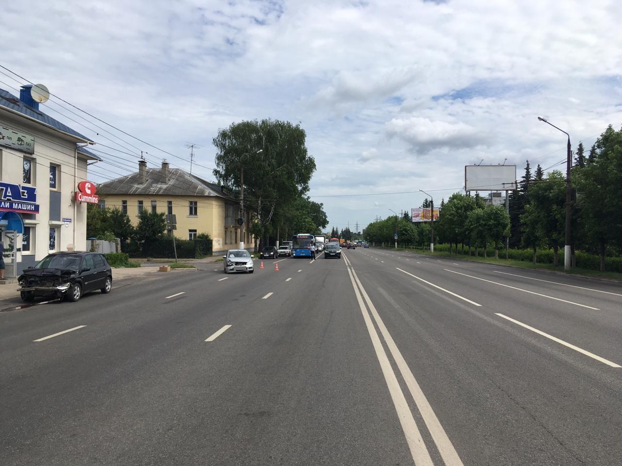 В Твери 60-летняя женщина пострадала в ДТП - новости Афанасий