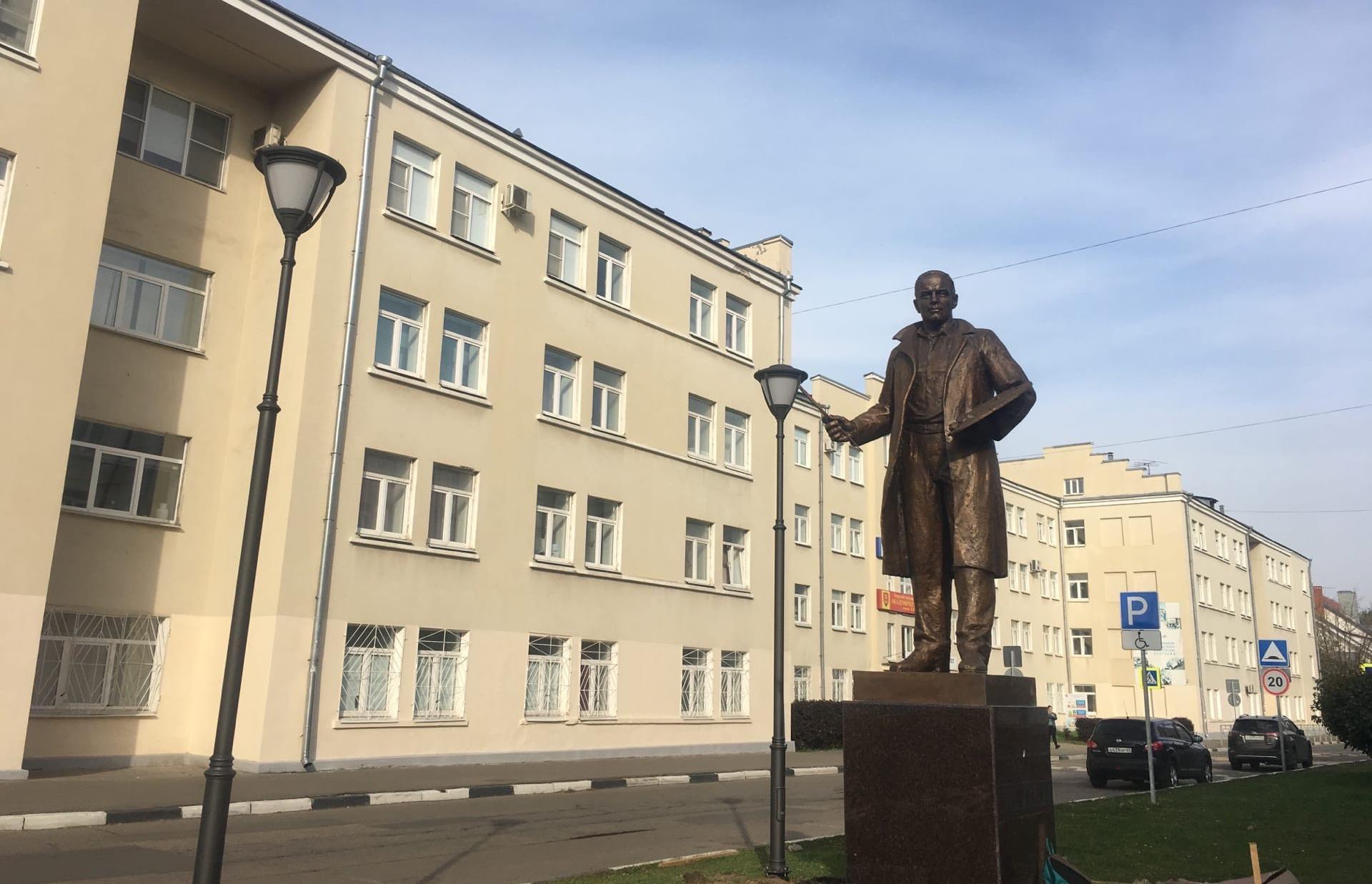 В Твери устанавливают памятник художнику Ефрему Зверькову - новости Афанасий