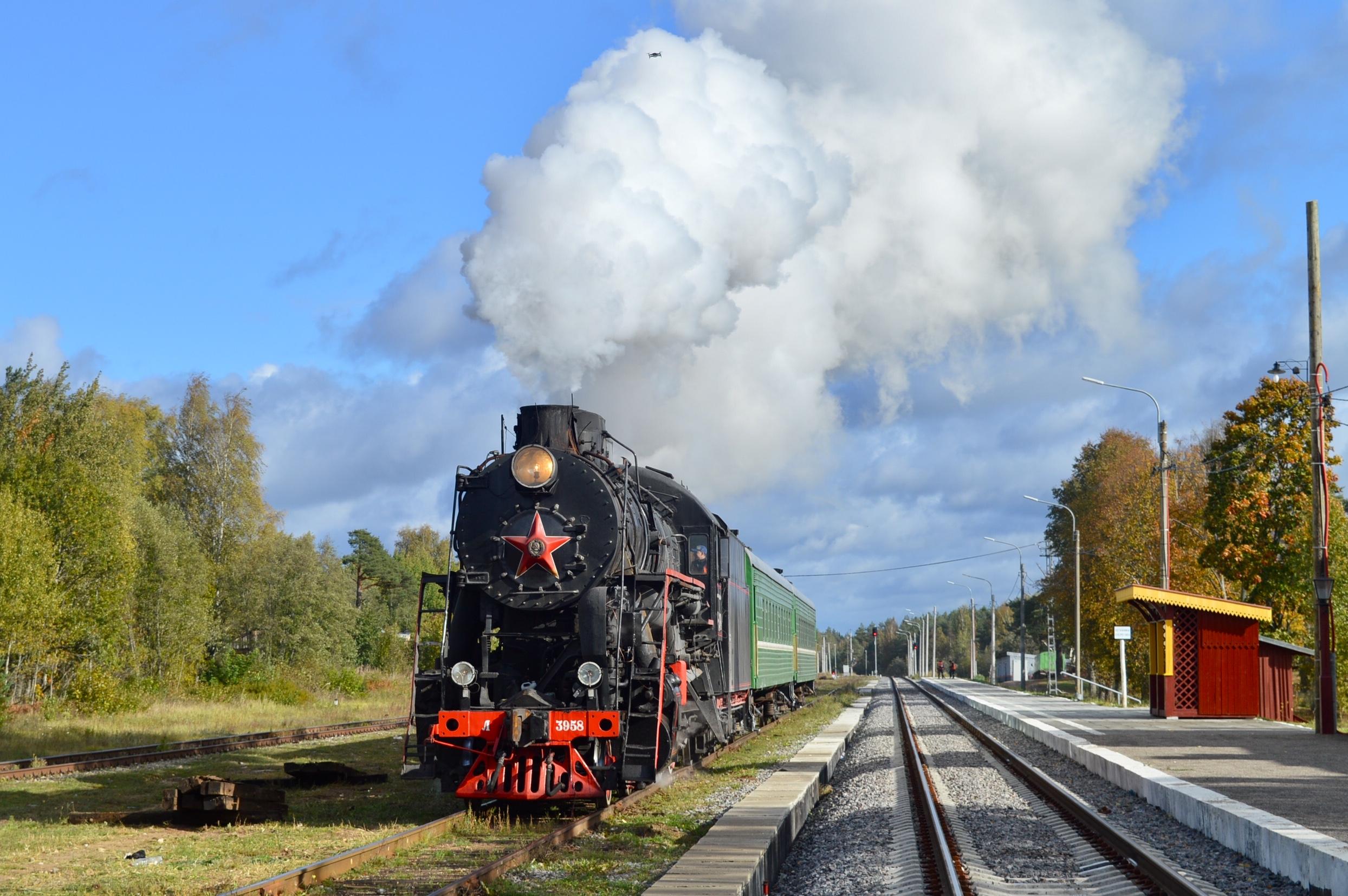 В августе к ретро-поезду «Селигер» добавят дополнительный вагон - новости Афанасий