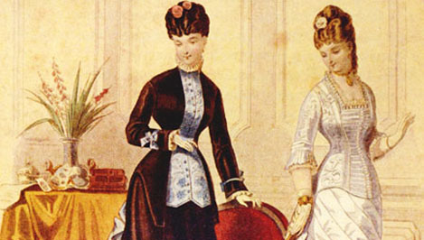 От платьев и аксессуаров до мебели и предметов обихода: в Твери открывается выставка женской моды XIX-XX веков