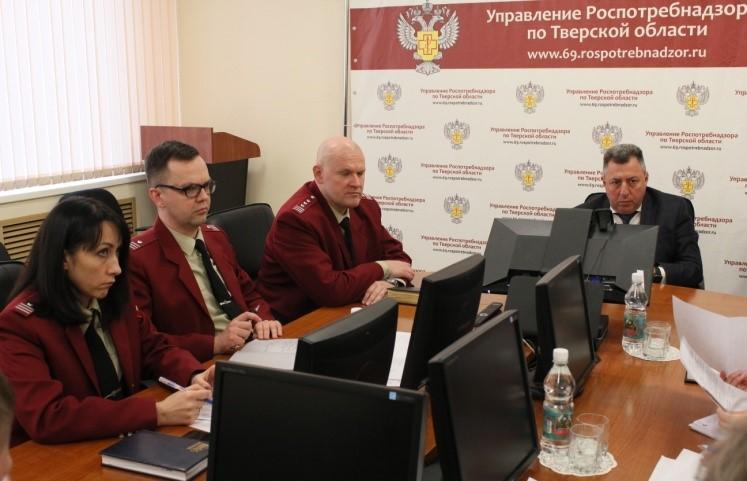 В Тверской области приезжих обследуют на предмет коронавируса - новости Афанасий