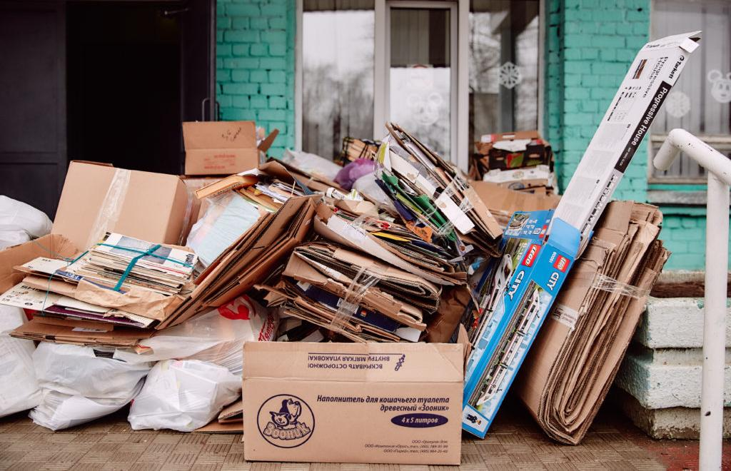 В Тверской области собрали 55 тонн макулатуры - новости Афанасий