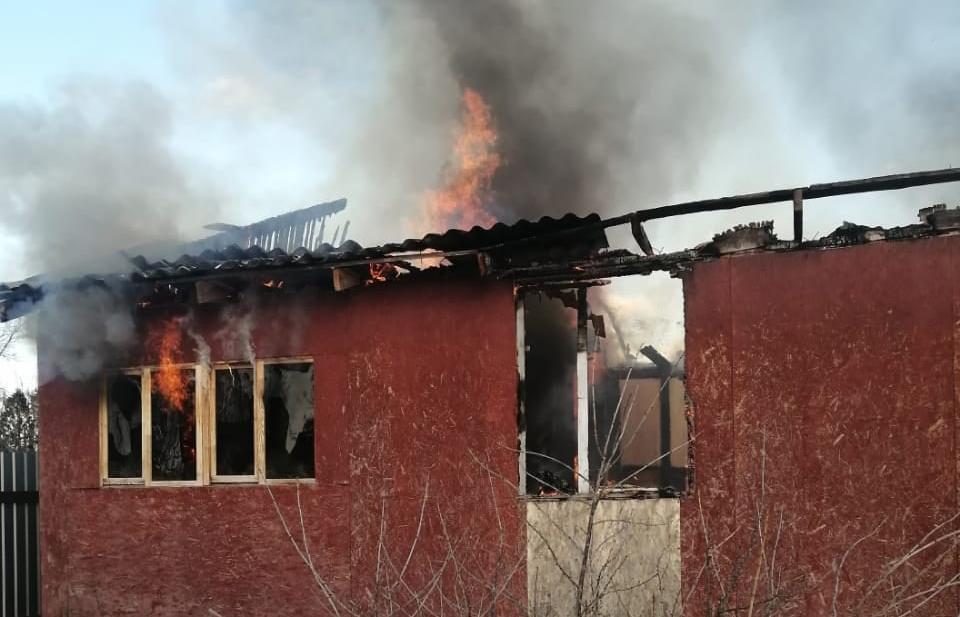 В Тверской области помогут многодетным семьям, у которых сгорело жилье - новости Афанасий