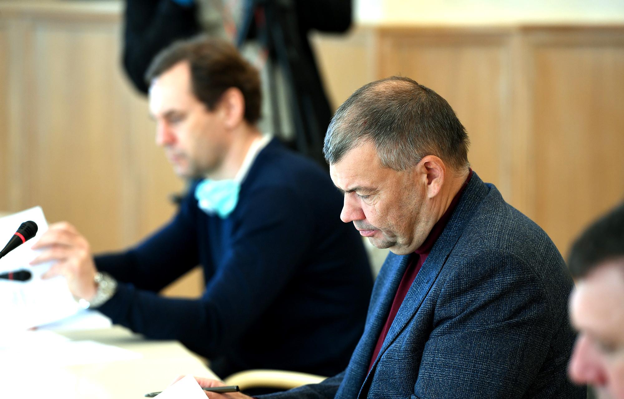 В Твери обсудили реализацию новых инвестиционных проектов с руководителями крупных бизнес-объединений - новости Афанасий