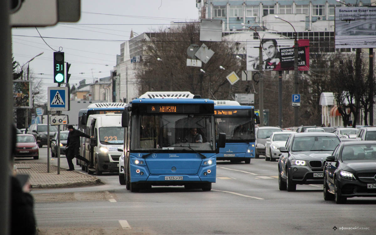 В Твери могут появиться подземные парковки на площадях Ленина и Михаила Тверского