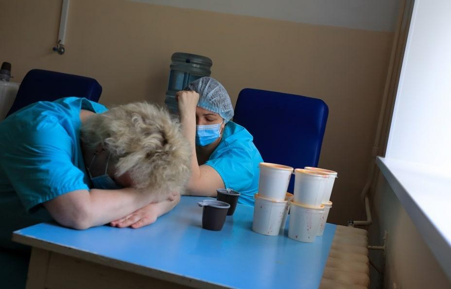 К 30 мая в Тверской области заболели 43 человека и 55 выздоровели после коронавируса - новости Афанасий
