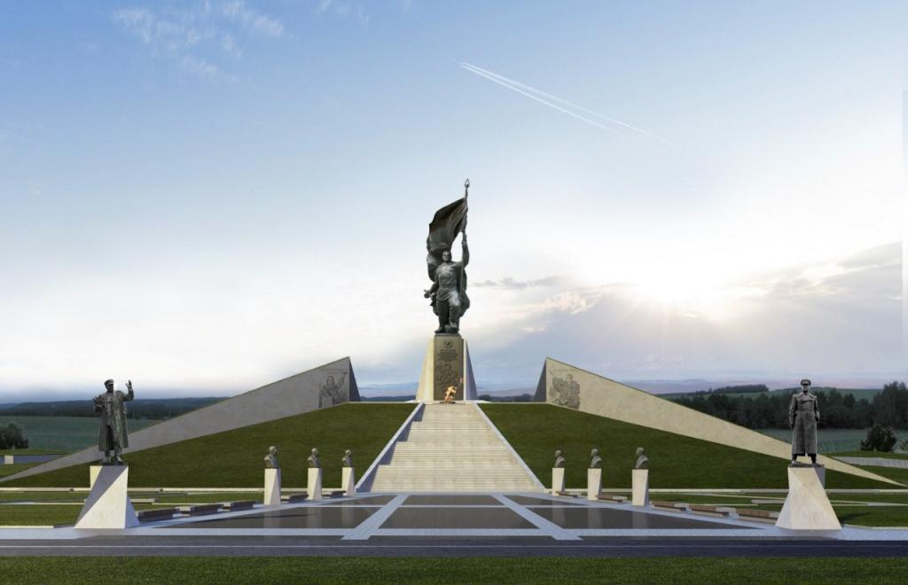 Каким был первый проект Ржевского мемориала, показал скульптор Андрей Коробцов - новости Афанасий