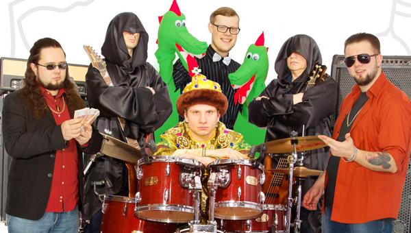 Жителей Твери приглашают на рок-сказку, в которой фольклорные персонажи исполняют металл, рэп и джаз