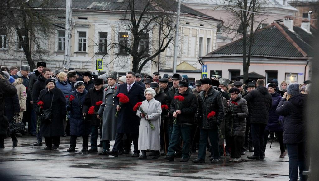 День освобождения Калинина отметят в онлайн-режиме