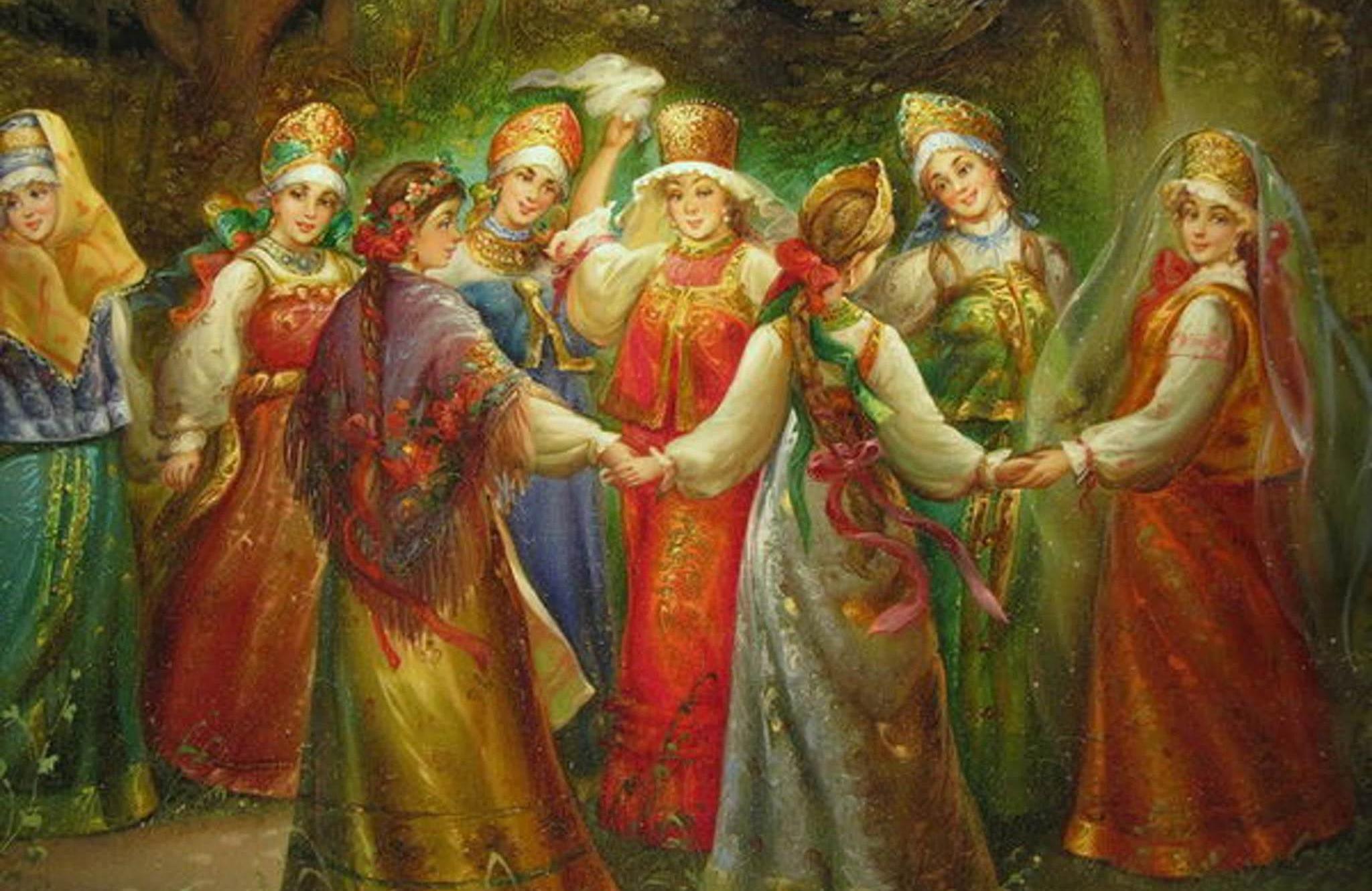В Тверской области впервые пройдет фестиваль традиционных игр и этноспорта