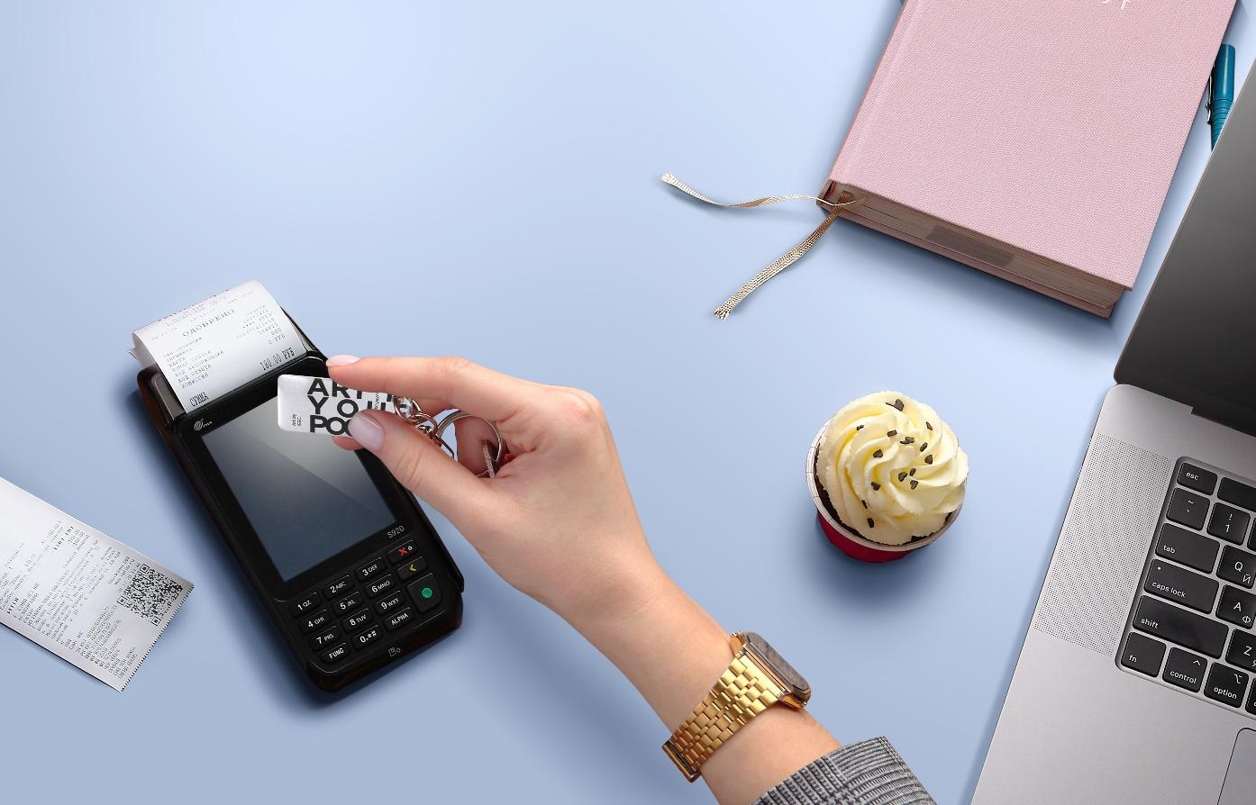 Плати брелоком. Клиентам МКБ доступны расчеты с помощью ISBC Pay - новости Афанасий