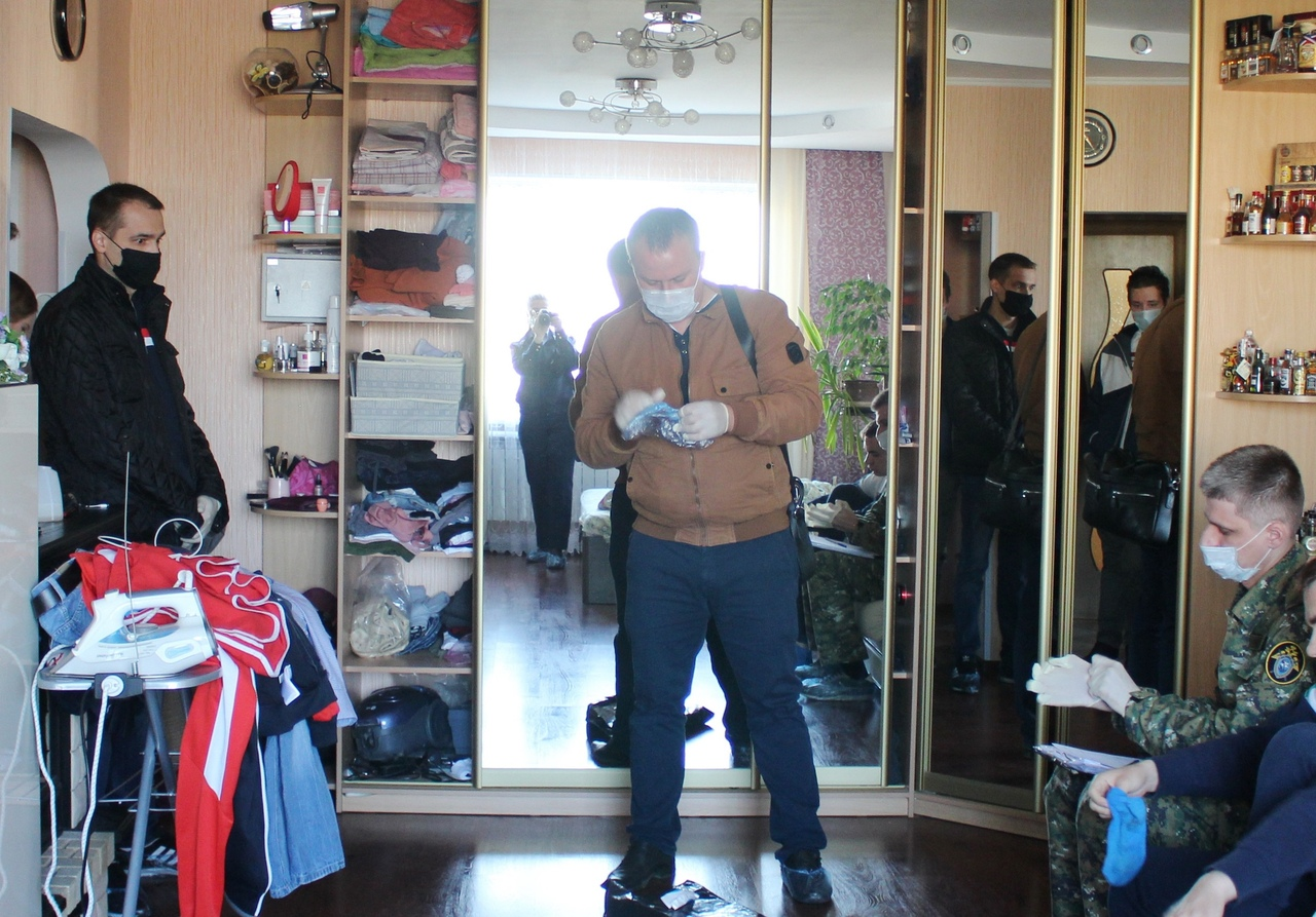 Пятеро полицейских из УЭБ арестованы в Твери - новости Афанасий