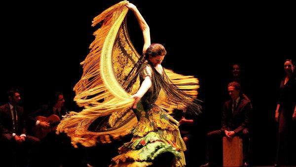 Жителей Твери бесплатно научат танцевать фламенко