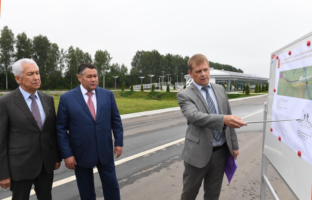 До конца 2021 года Ржевский мемориал Советскому солдату и железнодорожный вокзал «Ржевский мемориал» соединит пешеходная дорожка - новости Афанасий