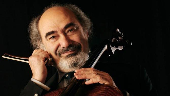 В Твери выступит знаменитый виолончелист Марк Дробинский