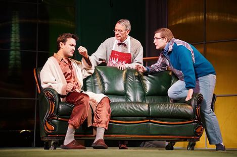 Тверской драмтеатр приглашает зрителей на веселый ужин с дураками