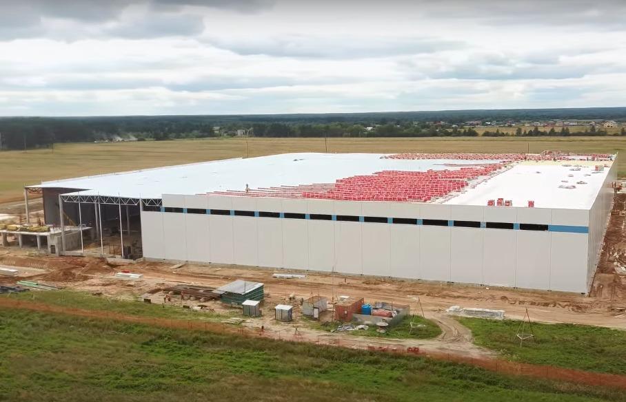 В строительство складов «АвтоВАЗа» под Тверью вложат 1,2 млрд рублей - новости Афанасий
