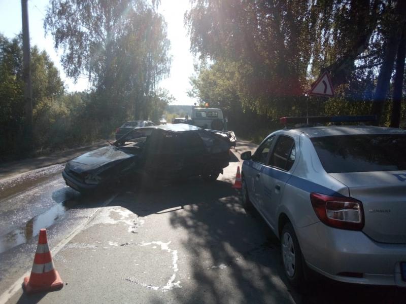 За рулем попавшей в ДТП в Тверской области легковушки сидел угонщик - новости Афанасий
