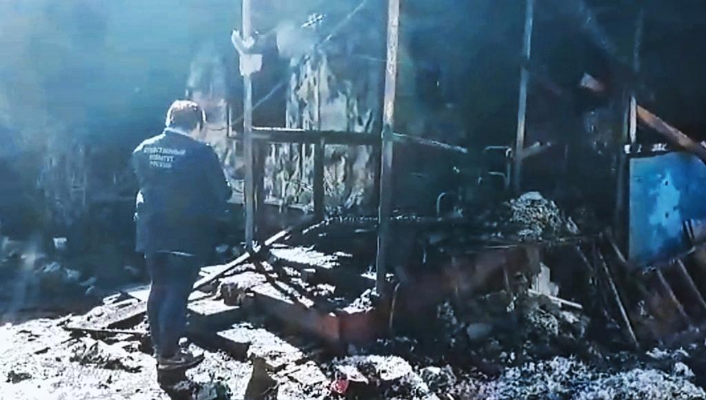 По факту гибели двух детей на пожаре в Тверской области возбуждено уголовное дело - новости Афанасий