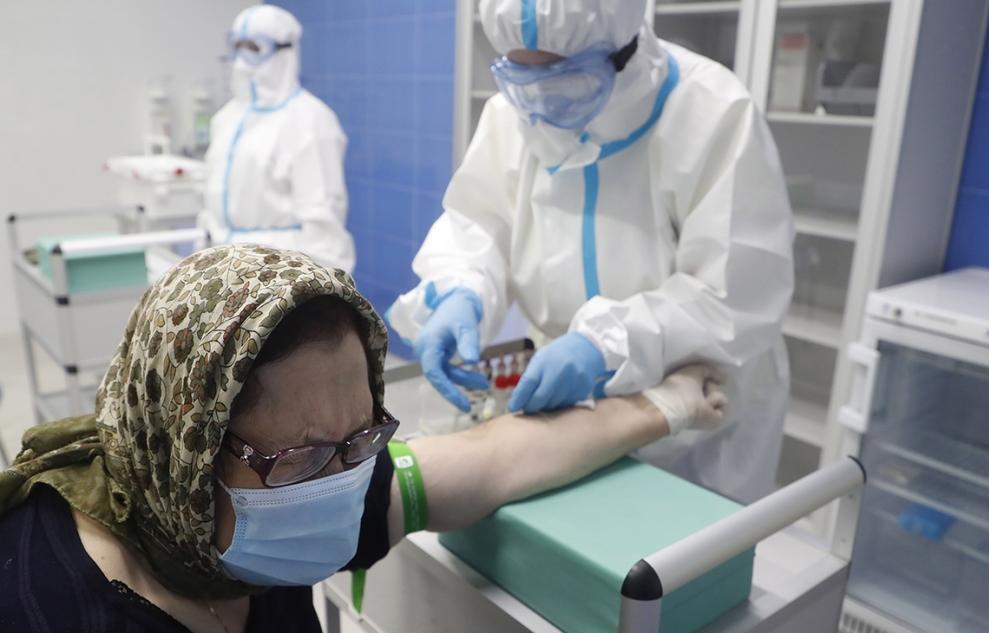 Коронавирус в Тверской области: плюс 37 заболевших к 25 сентября - новости Афанасий