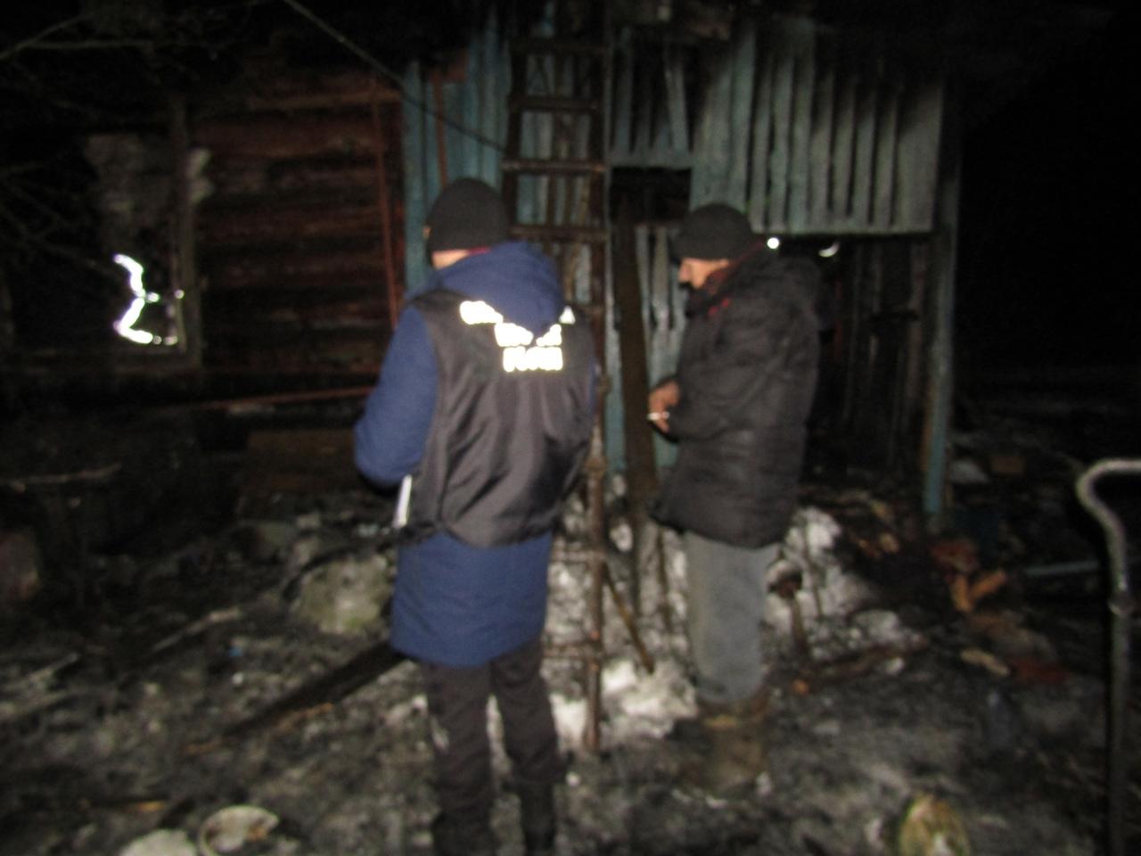 Следователи выясняют обстоятельства гибели на пожаре в Тверской области мужчины и женщины - новости Афанасий