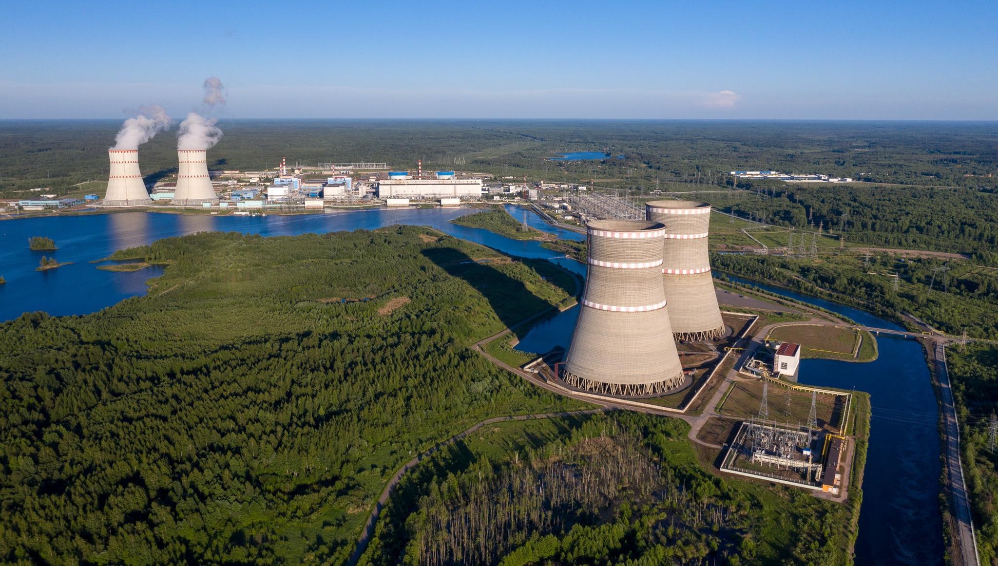 Калининская АЭС: 536 миллионов рублей составила дополнительная выручка в апреле 2021 года - новости Афанасий