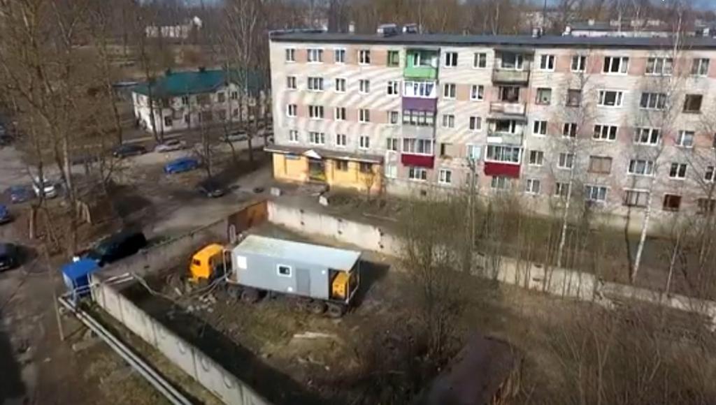 Семь многоэтажек в Нелидово Тверской области остались без отопления после пожара на ДОК