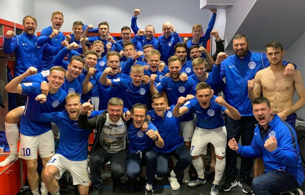 ФК «Тверь» одержал победу над «Динамо-2» из Москвы - новости Афанасий