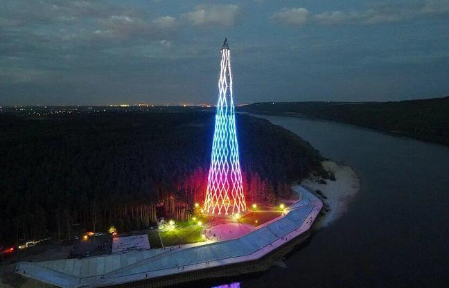 «Россети» торжественно открыли реконструированную Шуховскую башню на Оке - новости Афанасий