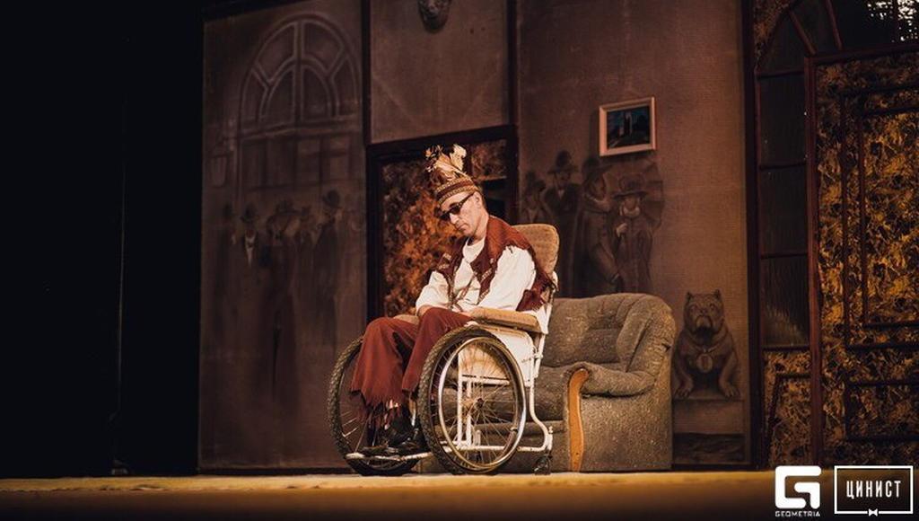 Тверской театр драмы разыграет билеты на спектакль - новости Афанасий