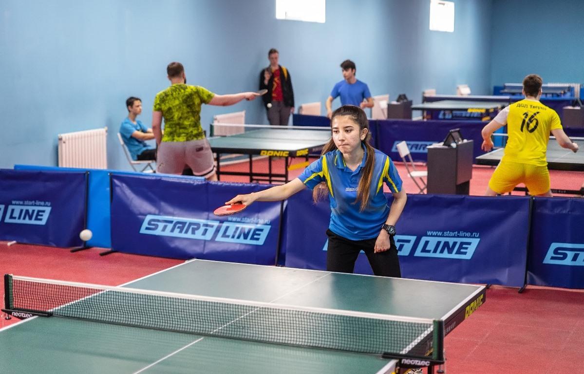 Студенты ТвГТУ завоевали бронзу соревнований Универсиады по настольному теннису