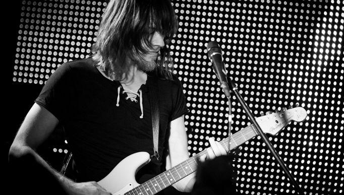 Гитарист-виртуоз Сергей Табачников отметил день рождения на сцене клуба MusicBox в Твери
