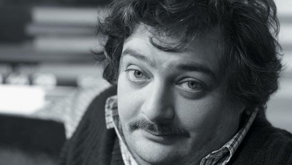 Тверитян приглашают на творческий вечер писателя и публициста Дмитрия Быкова